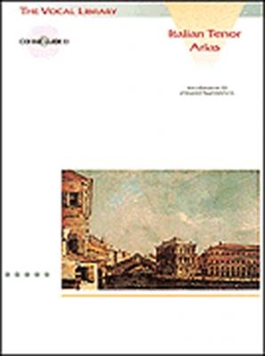Vocal Library Italian Tenor Arias Cd