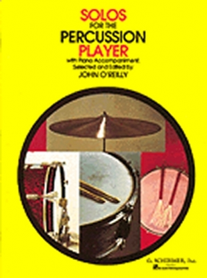 Solos For The Percussion Player With Piano Acc.