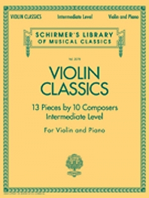 Violin Classics Interm. Level Violin and Piano
