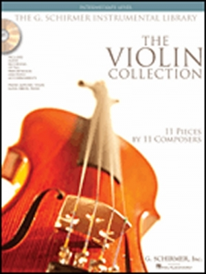 Violin Collection Intermediate 11 Pieces Cd