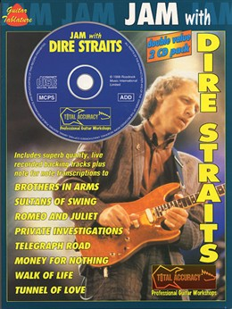 Dire Straits : Dire Straits Jam With 2Cd Tab