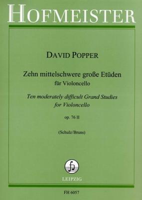 15 Etuden Op. 76, Heft 2