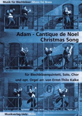 Cantique Noel Qu./Chor/Org.