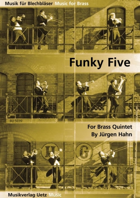 Funky Five For Brass Quintet