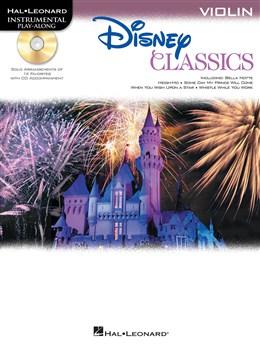 Violin Play-Along: Disney Classics