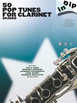 Dip In: 50 Graded Pop Clarinet Solos