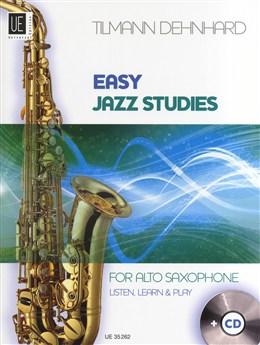 Easy Jazz Studies With