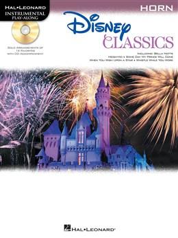 Horn Play Along : Disney Classics