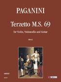 Paganini Niccolo : Terzetto M.S. 69