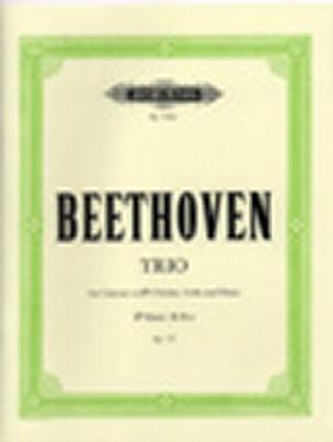Beethoven Ludwig Van : Trio in B flat Op.11