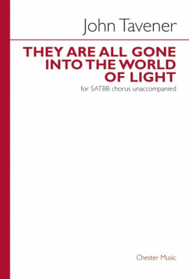 Travener John : They Are All Gone Into The World Of Light