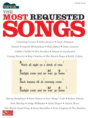 Strum And Sing : The Most Requested Songs