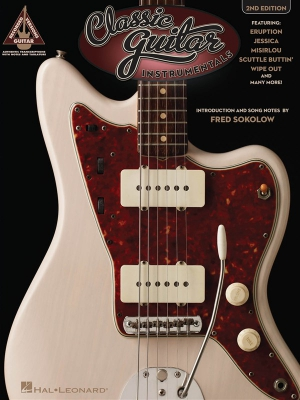 Classic Guitar Instrumentals - 2Nd Edition