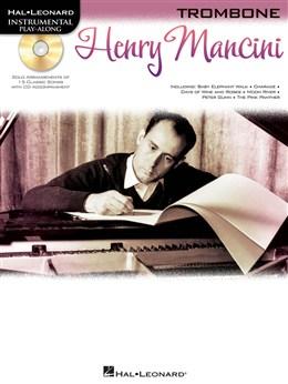 Hal Leonard Instrumental Play Along : Henry Mancini