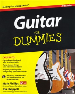 Guitar For Dummies - 3rd Edition