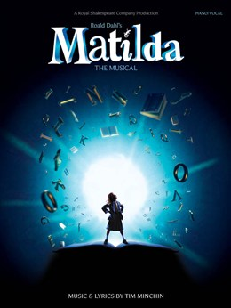 Minchin Tim : Roald Dahl's Matilda - The Musical