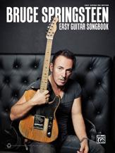 Springsteen Bruce : Bruce Springsteen Easy Guitar Songbook