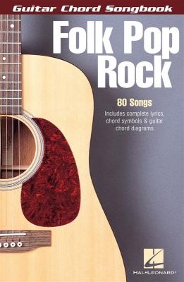Guitar Chord Songbook : Folk Pop Rock