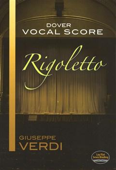 Verdi Giuseppe : Rigoletto (Vocal Score)
