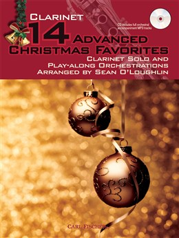 14 Advanced Christmas Favourites - Clarinet