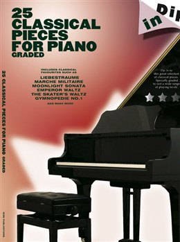 Dip In: 25 Graded Classical Piano Solos