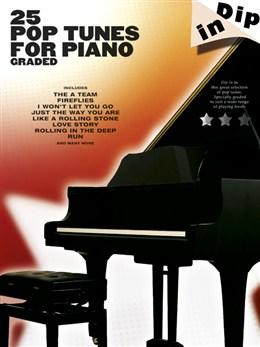 Dip In: 25 Graded Pop Piano Solos