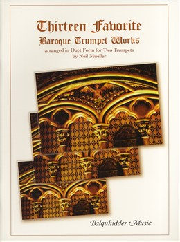 13 Favourite Baroque Trumpet Works