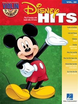 Violin Play-Along Volume 30: Disney Hits