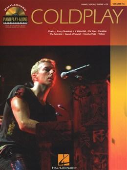 Coldplay : Piano Play-Along Volume 16: Coldplay