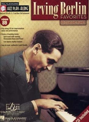 Favourites Jazz Play-Along Vol.89
