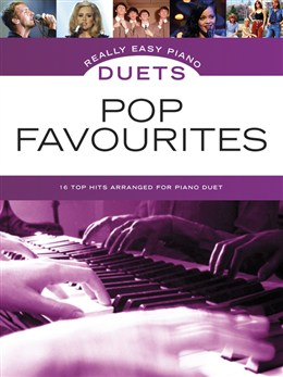 Really Easy Piano Duets: Pop Favourites