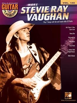 Guitar Play Along Vol.140 : More Stevie Ray Vaughan