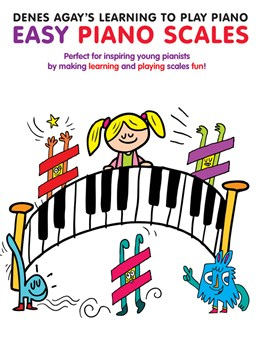Denes Agay's Learning To Play Piano - Scale