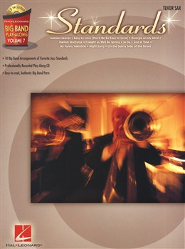 Big Band Play Along Vol.7 : Standards
