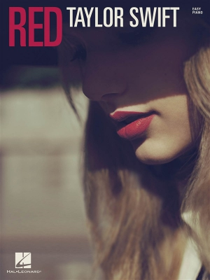 Swift Taylor : Red (Easy Piano)