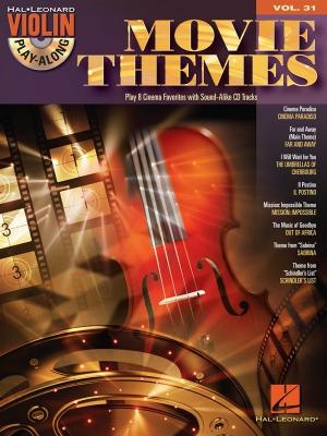 Violin Play-Along Volume 31: Movie Themes
