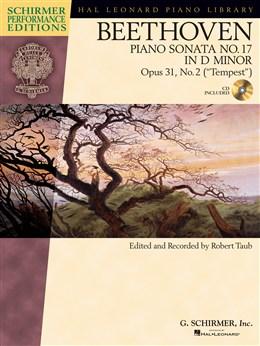 Piano Sonata #17 In D Minor Op. 31 #2Tempest (Schirmer Performance Edition)