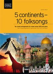 5 Continents (Choral Edition)
