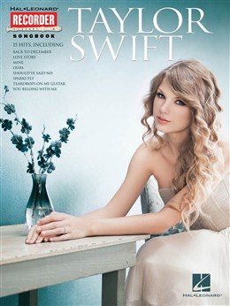 Swift Taylor : Recorder Songbook
