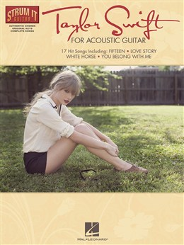 Swift Taylor : Strum It Guitar: Taylor Swift