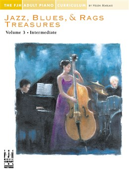 Jazz Blues And Rags Treasures - Vol.3