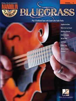 Mandolin Play Along Vol.1 : Bluegrass