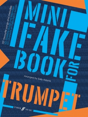 Adams Sally : Mini Fake Book for Trumpet