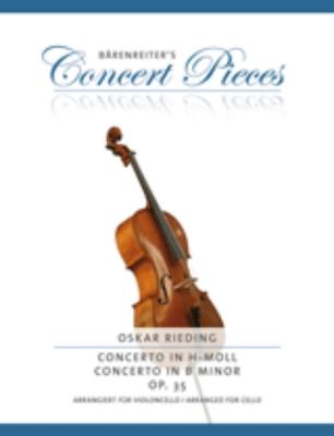 Concerto B Minor Op. 35
