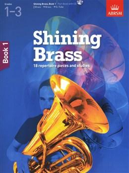Abrsm Shining Brass Book 1 - Part Book - Grades 1 - 3