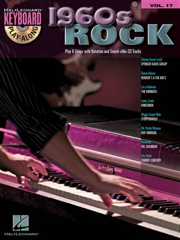 Keyboard Play-Along Volume 17: 1960s Rock
