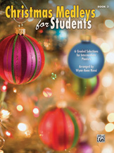 Christmas Medleys For Students Book 3