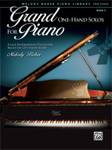 Grand One - Hand Solos Book 6
