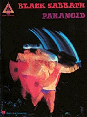 Black Sabbath : Black Sabbath Paranoid Tab