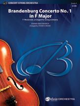 Bach Johann Sebastian : Brandenburg Concerto #1 in F Major
